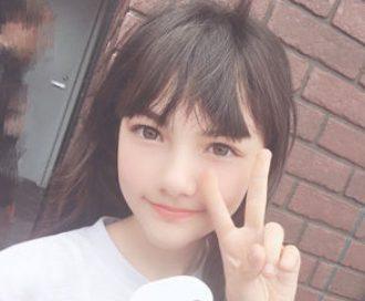 村重杏奈の妹(三女)エリカの画像