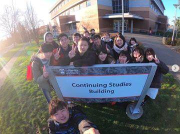 紀平梨花の姉・紀平萌絵は、カナダに語学留学