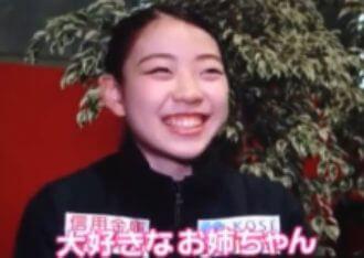 紀平梨花と姉の紀平萌絵は仲良し