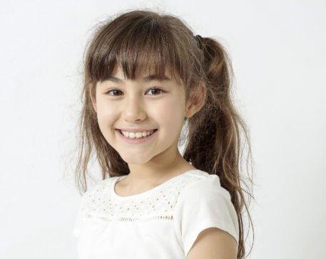 村重杏奈の妹(次女)マリアの画像