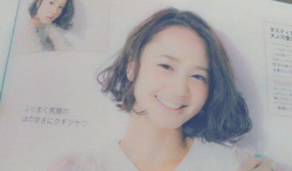堀北真希の妹nanami(原奈々美)がarに掲載された画像