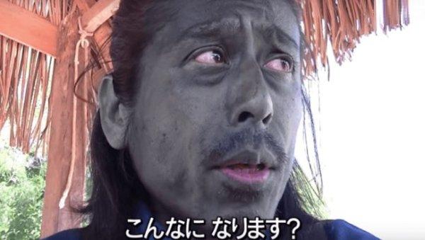 ナスD友寄隆英の肌の色が黒い理由はなぜ?