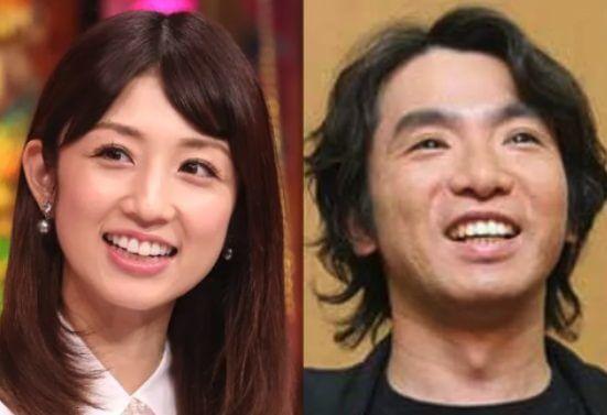 小倉優子と元カレのよゐこ濱口画像