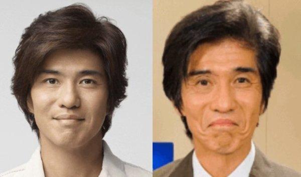佐藤浩市の現在と若いころの画像比較