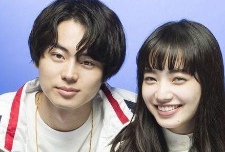 菅田将暉と小松菜奈の熱愛キスシーン共演映画とお似合いCM