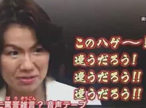 豊田真由子がこのハゲー!発言した2017年の画像