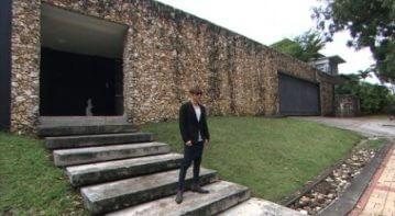 GACKT(ガクト)の自宅は1,700平米の豪邸