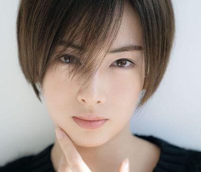 """北川景子の前髪は長めの""""うざバング"""""""