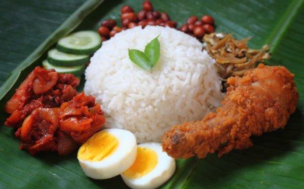 マレーシアは食事がおいしい