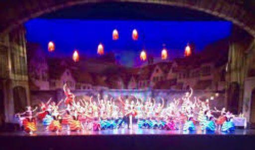 堀田真由は小野正子バレエスタジオに通っていた
