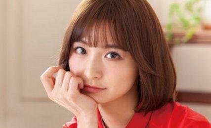 山之内すずに一番似てる芸能人は篠田麻里子