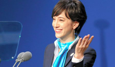 小澤征悦は2009年12月に滝川クリステルと熱愛報道