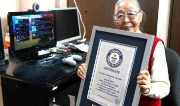 世界最高齢でギネス認定!