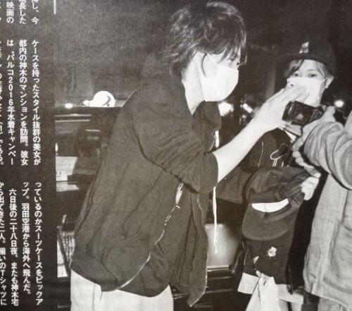 神木隆之介と佐野ひなこは2016年に文春砲