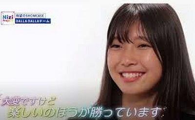 NiziUマユカの出身高校や中学は?