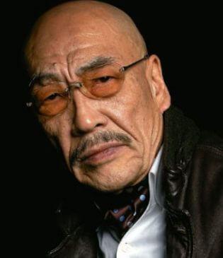 大森南朋の父は超コワモテ舞踏家の麿赤兒!
