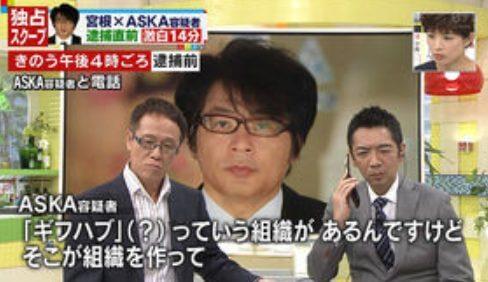 石田純一は妄想でなく黒幕ギフハブの存在を語っていた