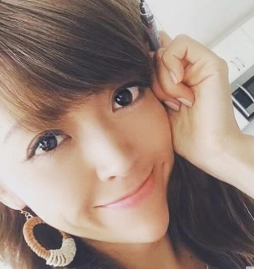 高沢悠子の尖った顎は整形している?