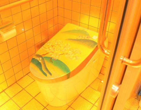 トイレは6部屋!家が広すぎるから?
