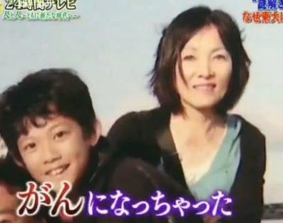 松丸亮吾の母親の病気・死因は乳がんだった