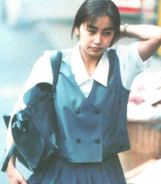 矢田亜希子のヤンキー写真は?