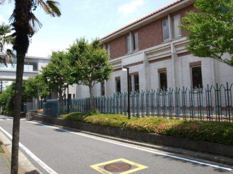 出身高校は横浜共立学園