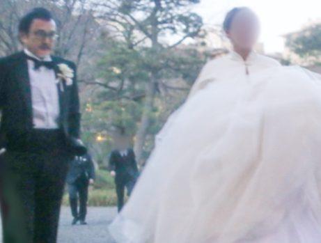 吉田鋼太郎の銀座ママの嫁は赤ちゃんを産みたいと話していた!