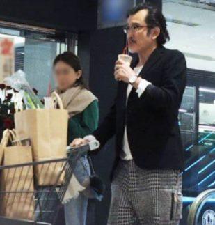 吉田鋼太郎と銀座ママの嫁とは一時破局の噂も!