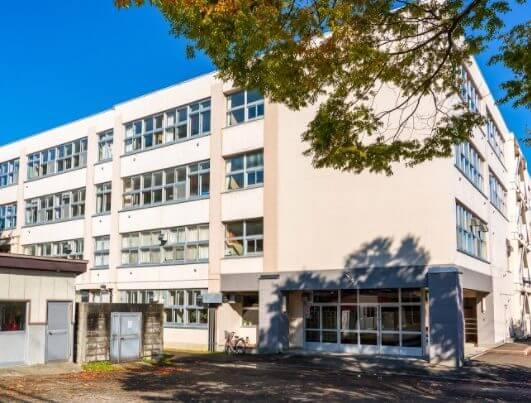 大泉洋の出身中学は、札幌市立真駒内中学校
