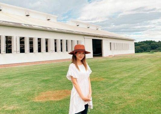 紗栄子の経営する牧場は那須のどこ?