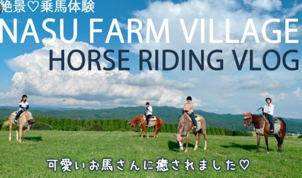 紗栄子の経営する牧場は那須のどこ?NASU FARM VILLAGE