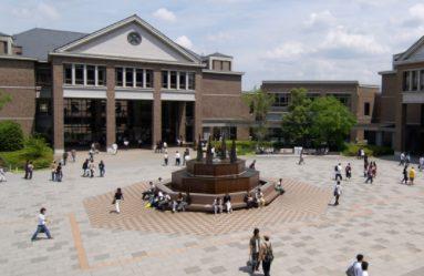最新情報で、出身高校・大学名が判明!桃山学院大学