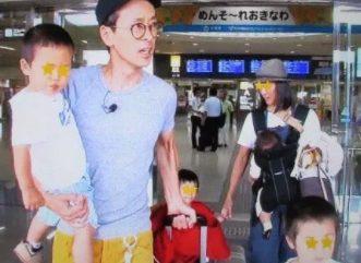 滝藤賢一の子供は4人!名前や顔写真は!?