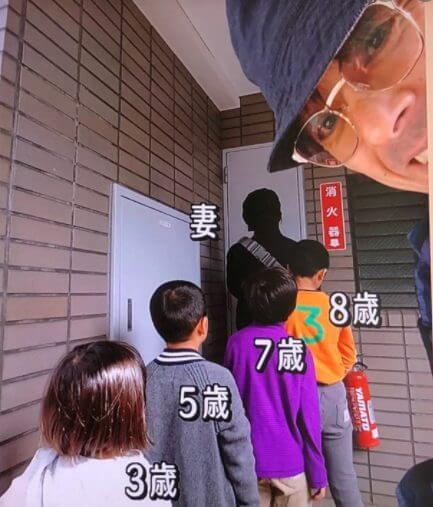滝藤賢一は子供4人と一緒に寝る!