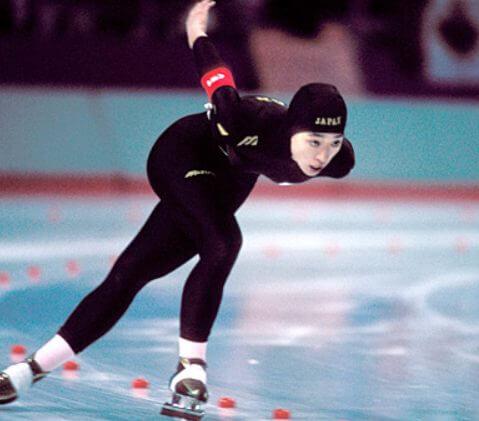 橋本聖子の若い頃のオリンピック出場歴は計7回!