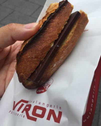 渋谷 VIRONのバケット・オ・ショコラ
