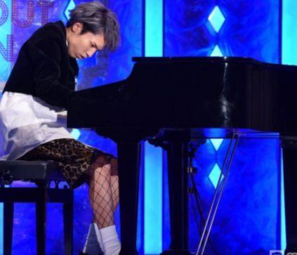 定岡ゆう歩はピアノ上手で絶対音感の持ち主!?