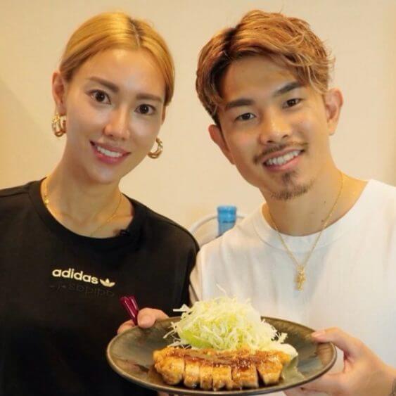 井岡一翔の嫁は元モデルの吉田恵美!顔画像や経歴は!?