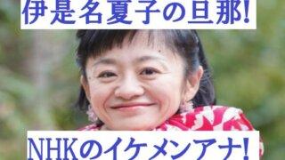 伊是名夏子の夫経歴はNHKアナウンサーの中野淳!離婚した理由は何!?