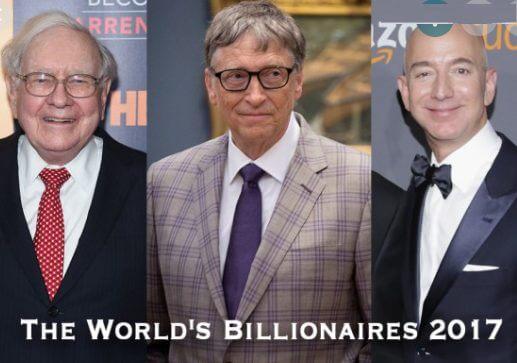 ビルゲイツの総資産は日本円で10兆円超!年収は1兆円!?