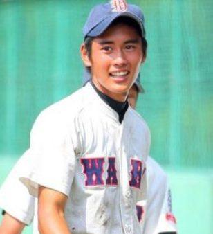 長男・翔貴は青学野球部!ピッチャーで活躍!