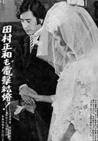 田村正和の嫁の名前は矢島和枝!銀座呉服店社長令嬢だった!