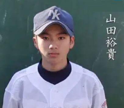 山田裕貴は幼少から野球少年!ポジションやプロフィール!