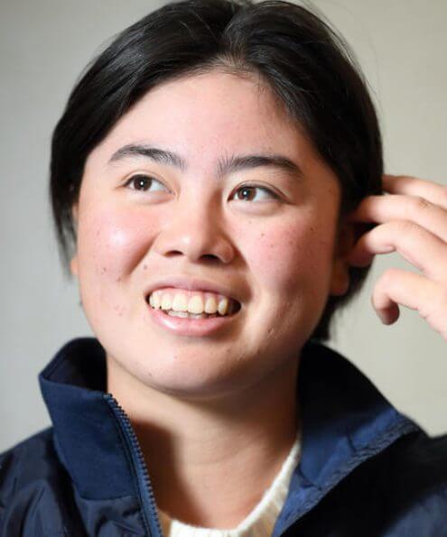 笹生優花はハーフ!フィリピンと日本の二重国籍の19歳!