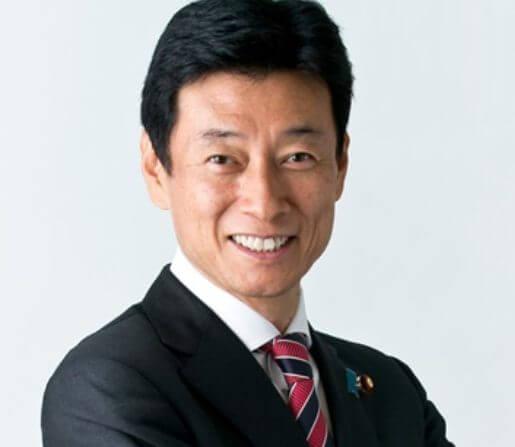 西村康稔大臣のプロフィール