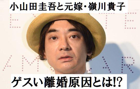 小山田圭吾と元嫁・嶺川貴子の離婚理由がゲスかった!過去の馴れ初めも!