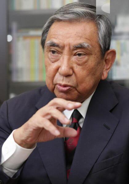 河野太郎の父親・河野洋平は日本端子の会長でファミリー企業!