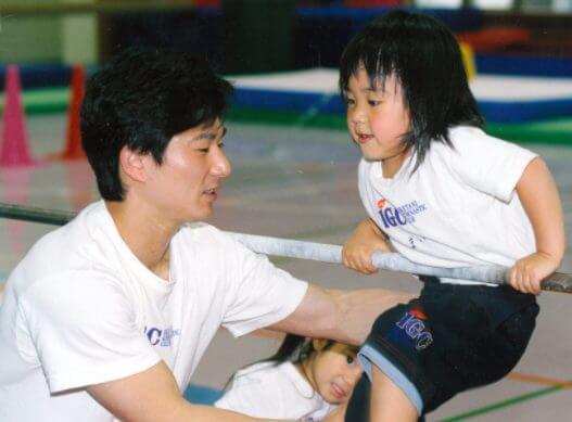 村上茉愛の家族も体操選手!父親は体操選手の村上仁
